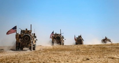 US troops block Russian convoy trying to gain access to oil fields in Syria