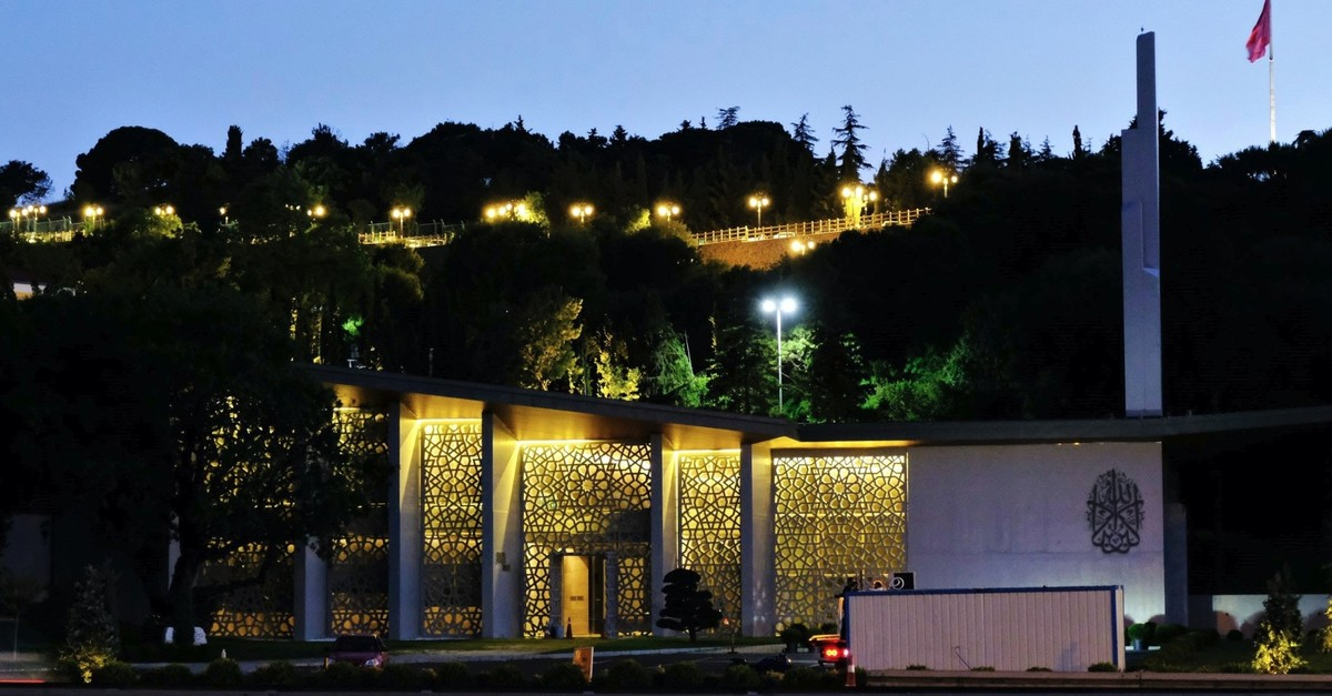 The July 15 Memory Museum was built next to the July 15 Martyrsu2019 Bridge on the Anatolian side.