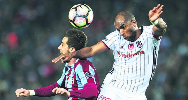 Trabzon hold Beşiktaş as Galatasaray extend hefty lead