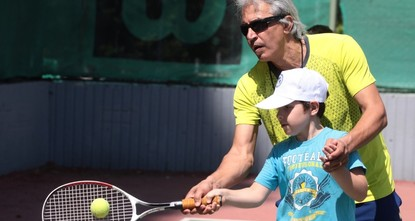 pAs a social adaptation aid for Syrian children, the Association for Solidarity with Asylum Seekers and Migrants (ASAM) has partnered with the Adana Tennis Federation to organize youth tennis...