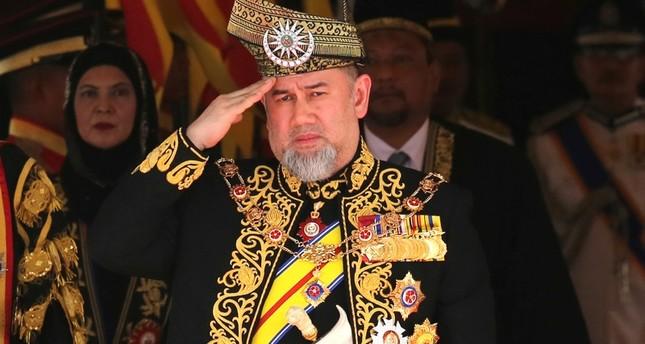 Malaysia's King Muhammad V abdicates in sudden move