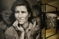 'Migrant Mother' image on display in California museum continues to resonate