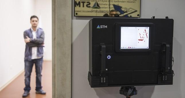 شركة تركية تطور راداراً محلياً  يكشف الأجسام خلف الجدران