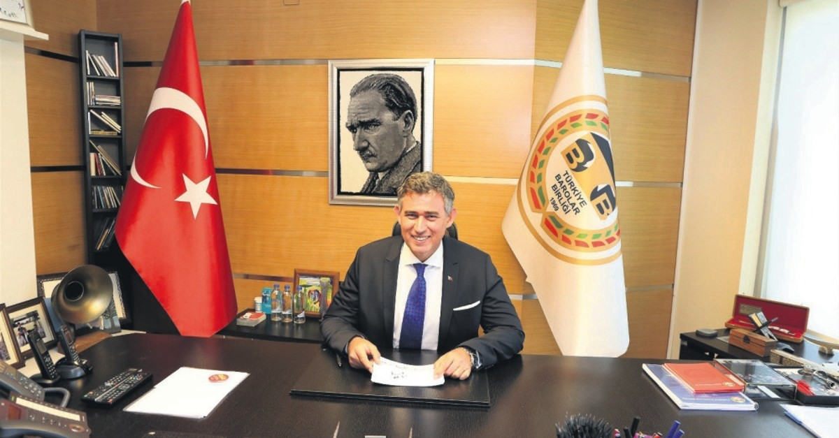 When it comes to the contribution of the reform package to the legal system and Turkey, Metin Feyziou011flu, head of Union of Turkish Bar Associations, is quite clear as he sees this package as some sort of u201csalvationu201d for the countryu2019s future.