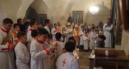 الطوائف المسيحية في تركيا تحتفل بعيد الميلاد
