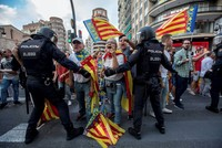 The Madrid government has taken Spain into uncharted legal waters by moving to wrest back powers from the semi-autonomous region, which could see Madrid take control of the Catalan police force and...