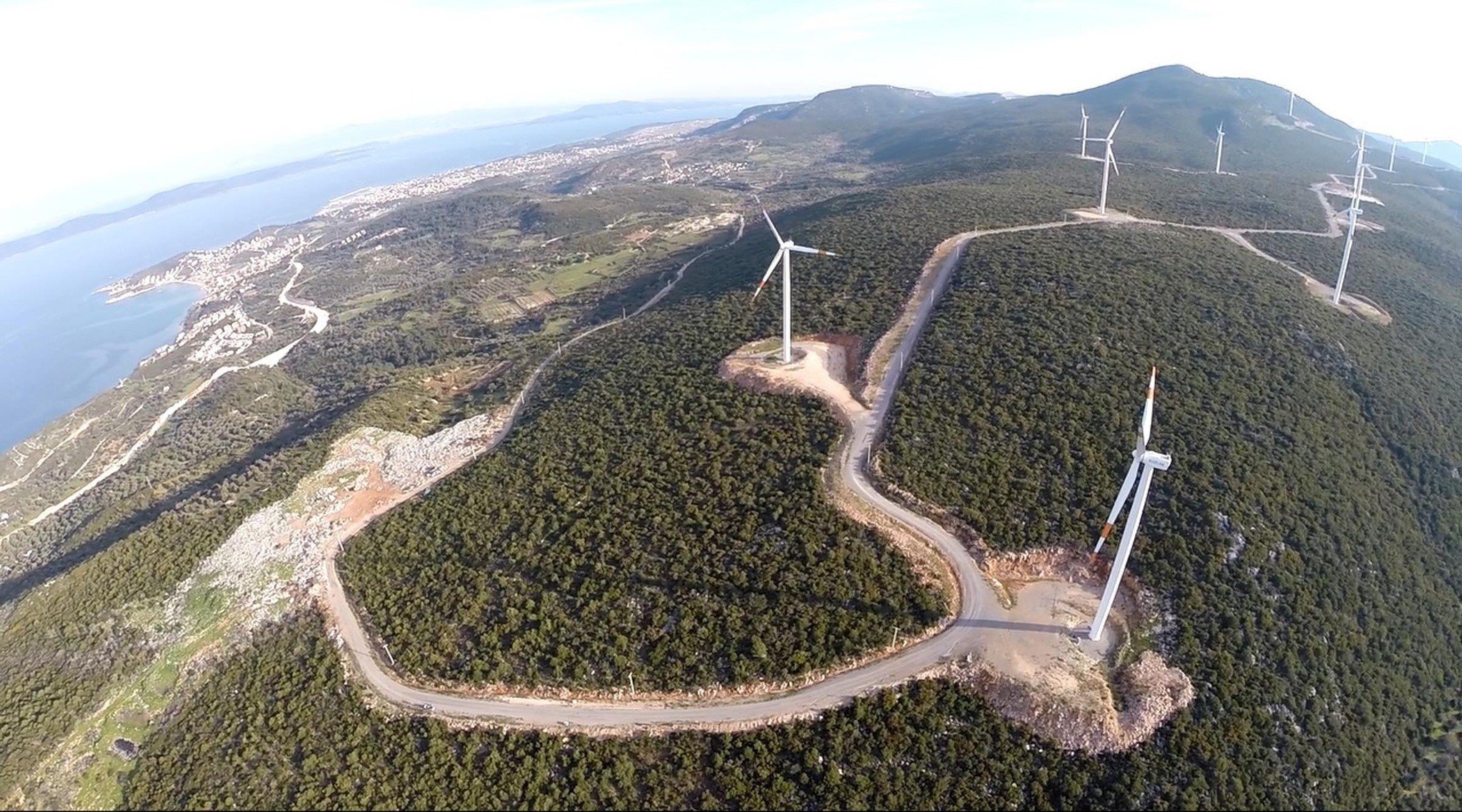 Wind power capacity reached 7,000 MW by the end of November 2018 and a major portion of this capacity u2013 5,700 MW u2013 started operating in the period of 2013 to 2018.