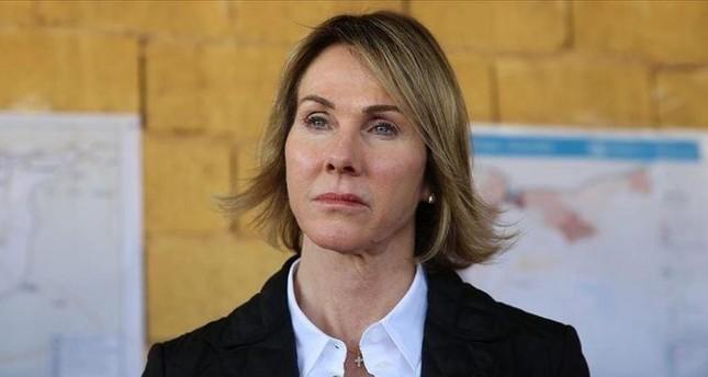 كيلي كرافت - سفيرة الولايات المتحدة بالأمم المتحدة