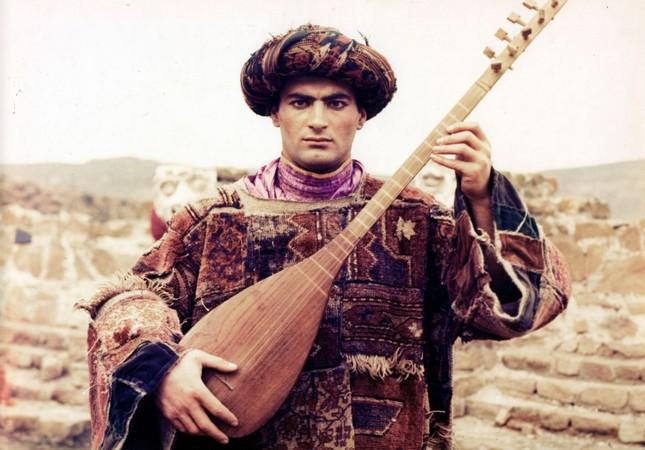 Ashik Kerib is a medieval tale adorned with Azeri, Turkish and Georgian tunes.
