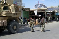 At least 40 killed in Taliban attacks, blasts in Afghanistan