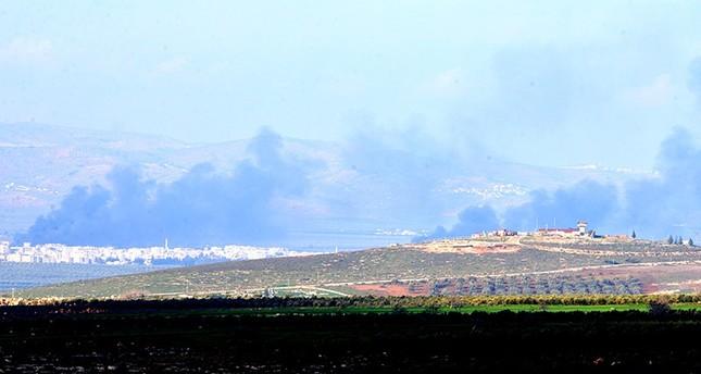 قوات غصن الزيتون تحرر 5 قرى جديدة شمال وغرب عفرين