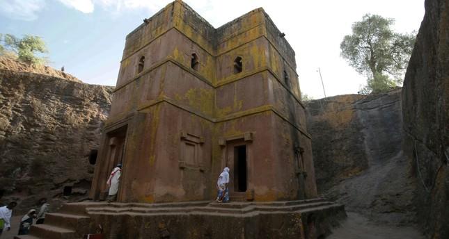 Lalibela: Second Jerusalem for Ethiopia's Christians