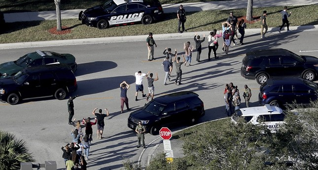Florida shooting suspect on US authorities' radar in 2016