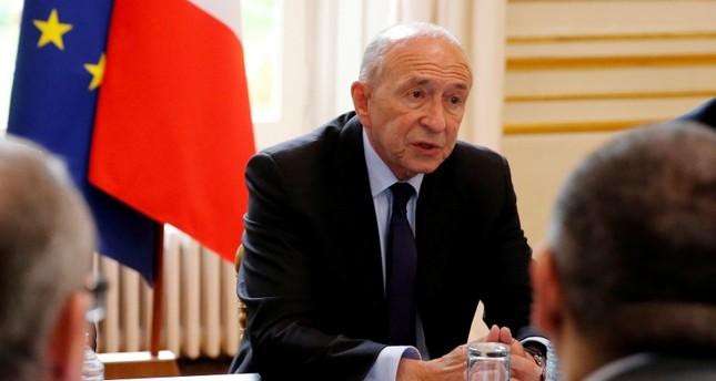 وزير الداخلية الفرنسي يعلن إفشال المخطط الإرهابي (رويترز)