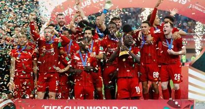 ليفربول يتوج بكأس العالم للأندية للمرة الأولى في تاريخه