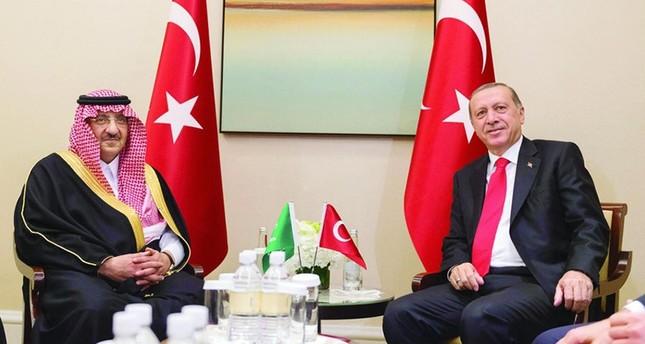 الأمير بن نايف يزور تركيا للقاء أردوغان وتنشيط التعاون بين البلدين