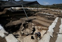 Ancient city discovered near Jerusalem sheds light on Stone Age civilizations