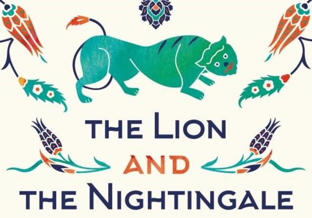 Author recounts year 2017 in Turkey in 'The Lion and the Nightingale'