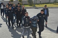 2,423 suspects nabbed in nationwide public security ops in Turkey
