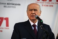MHP Chairman Bahçeli: MHP will not name presidential candidate, will support Erdoğan