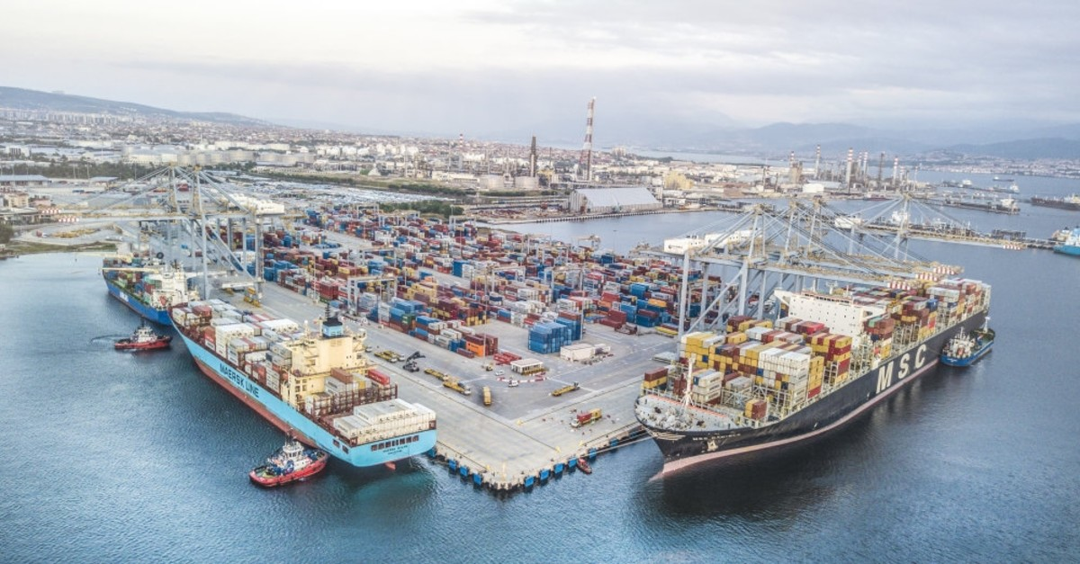 Kocaeli, which had a share of 3.5 percent in Turkey's total exports in 2002, has increased this figure to 9 percent last year, when its exports reached $14 billion.