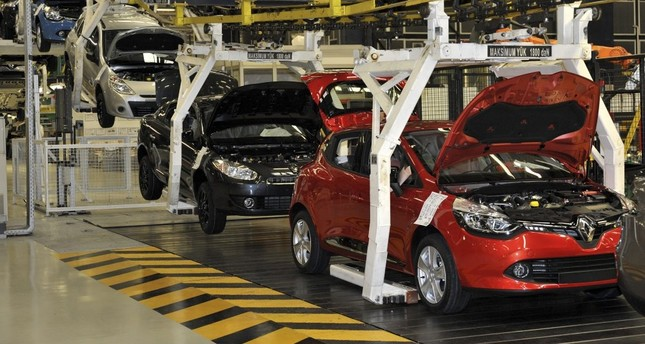 Turkey's automotive, automobile production hit all-time high in 2017