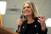 US feminist icon Gloria Steinem slams Israel PM over travel ban