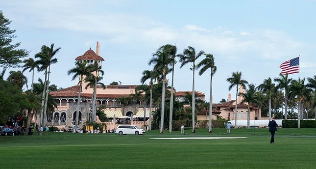 Official White House photo of Mar-a-Lago on Feb. 18, 2019, via Flickr.