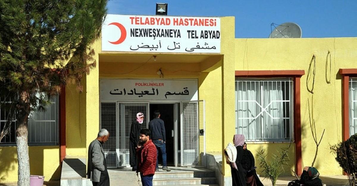 Renovated Tal Abyad Hospital, Jan.24, 2020. (?HA PHOTO)