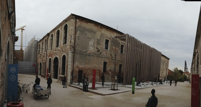 Turkish pavilion at Venice Biennale hosts city's New Year's concert