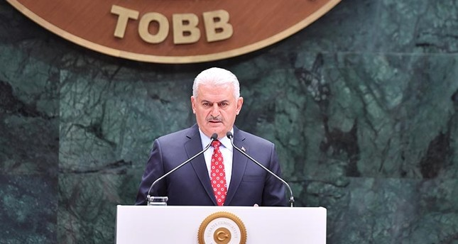 PM Yıldırım elected as parliamentary group chairman