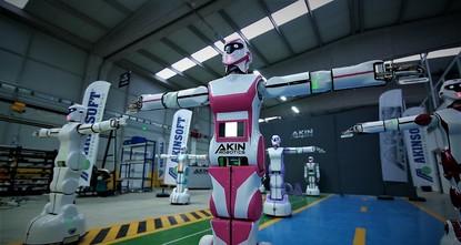 نجح مهندسون أتراك في صنع روبوت يمكنه القيام بالمهام المنزلية، والرقص على أنغام محلية، والطهي والشواء، وغيرها من الوظائف المختلفة.  وجرى تصميم الربوت الذي أطلق عليه اسم