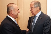 Turkey, Russia foreign ministers to meet on sidelines of BSEC meeting on July 1, Ankara says