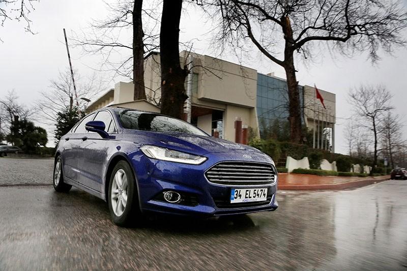 Ford's Mondeo car model (Sabah File Photo)