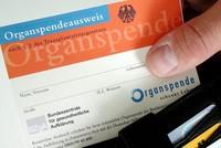 Deutschland: Historisches Tief bei Organspenden