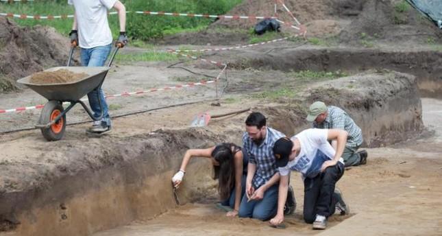 Neue römische Funde bei Grabungen in Kalkriese