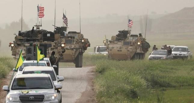 البنتاغون يخصص نحو مليار دولار لدعم القوات العراقية وبي كا كا بسوريا