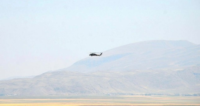 5 PKK militants preparing terror attack killed in eastern Turkey