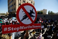 Over 30 UN aid flights to Yemen stopped by Saudi-led coalition