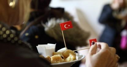 الحلويات العثمانية التقليدية تعرّف عن نفسها لأول مرة في إيطاليا