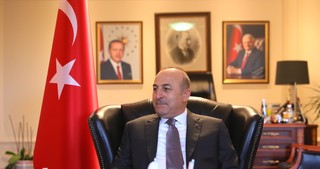 FM Çavuşoğlu slams Greece's 'provocative' rhetoric