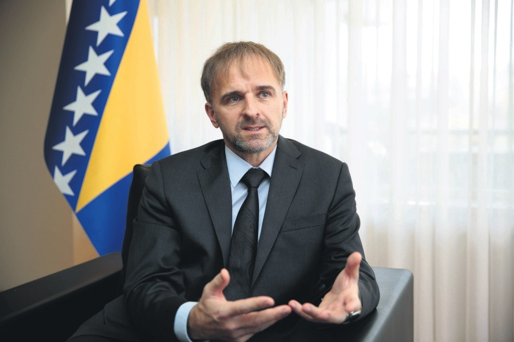 Ambassador Sadovic said that last year Turkey was among the top-10 biggest investors in Bosnia-Herzegovina.