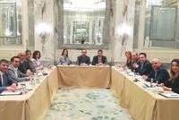 US envoy gathers Turkish press, struggles to speak on Gülen, coup attempt
