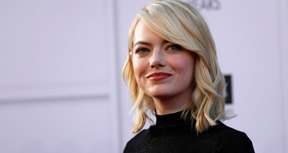p Fresh off winning her first Oscar, actress Emma Stone ousted Jennifer Lawrence on Wednesday to claim the top spot on Forbes' 2017 list of the world's highest-paid actresses./p