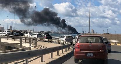 Libyan gov't suspends cease-fire talks after Haftar attack in Tripoli