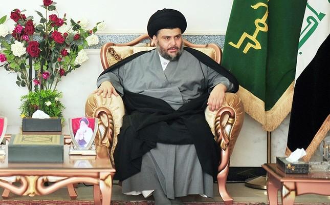 In this file photo dated Nov 23, 2012, Sadr gives an exclusive interview for Sabah newspaper. (Photo: Sabah / İlhami Yıldırım)