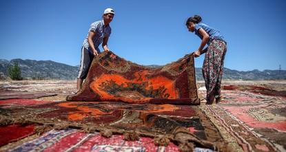 تحفة المنازل في أرجاء العالم.. صادرات السجاد التركي تقارب 1.18 مليار دولار