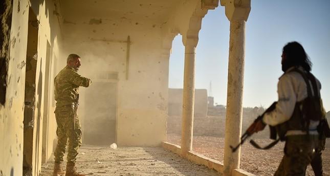 درع الفرات.. تحرير 3 قرى جديدة في الطريق إلى الباب