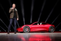 Trading in Tesla stock suspended after Musk tweet on going private