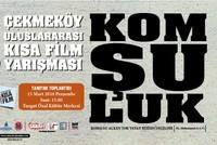 Applications start for 3rd Çekmeköy International Short Film Competition